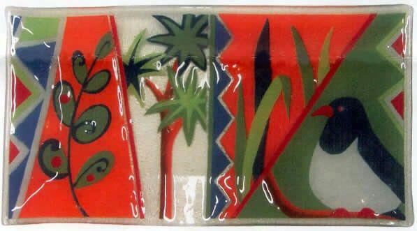 Kiwiana Glass Plate - www.4nz.info