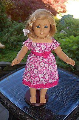 Pink-Floral-Dress-fits-18-inch-dolls