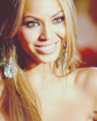 The Queen Bey! Love her!