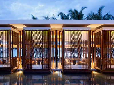 Jumeirah Dhevanfushi | BLINK – Asia–born, Internationally Acclaimed Hotel and Resort Designers