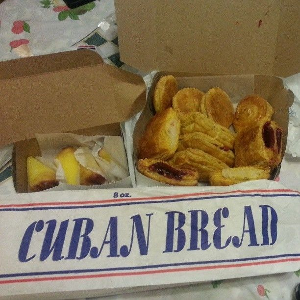 Because CUBAN FOOD. | 37 Reasons Miami Is The Best (And Weirdest) City In U.S.  I love and hate that place all at the same time.