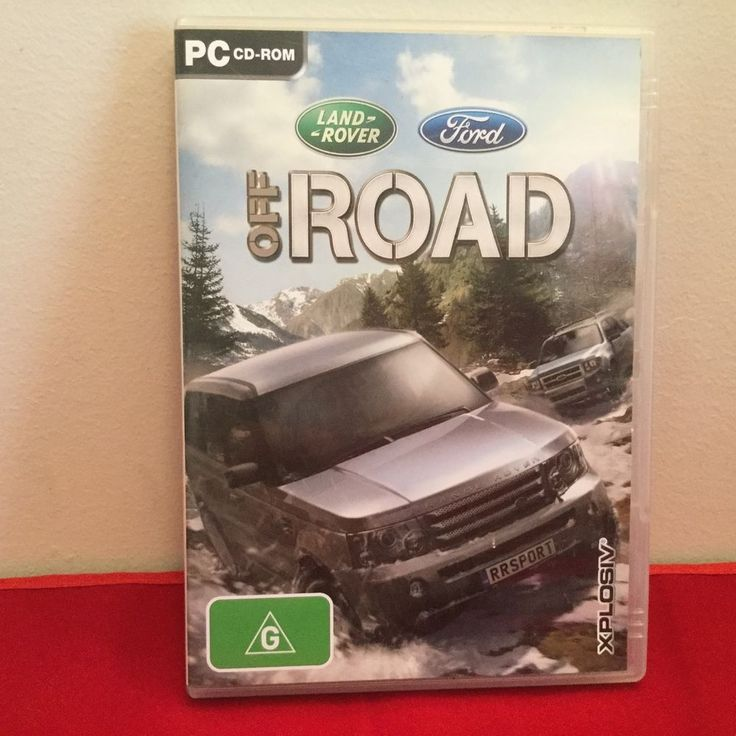 Pc game xplosiv off road Ford Land Rover