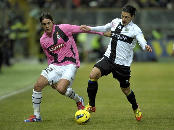 Alessandro Matri, Juventus FC v Parma FC - Serie A