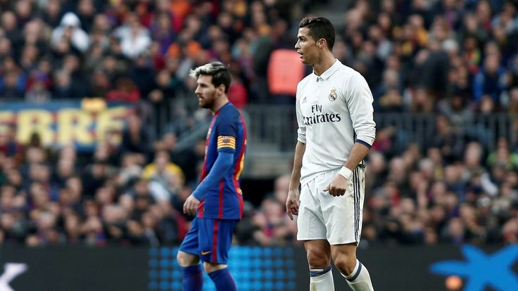WATCH: Marcotti, Hislop choose between Messi and Ronaldo