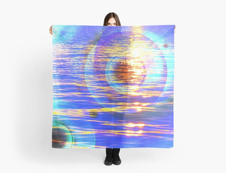 """Oblivion"" Chiffon Tops by scardesign11 