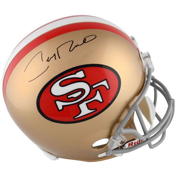 Jerry Rice San Francisco 49ers Fanatics Authentic Autographed Throw Back Replica Helmet - $379.99