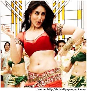 Kareena Kapoor in Net #Blouse Design