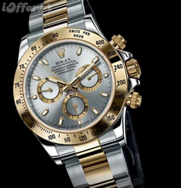 Women can wear big watches too
