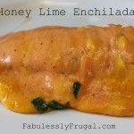 "{Pin This} My littles love this sweeter version of enchiladas because it's not ""picy"" which makes it a regular at our house! Sometimes I sneak in corn, b"