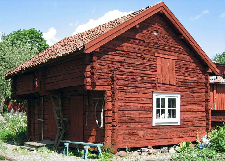 Uthus, Callanderskagården, Mariefred