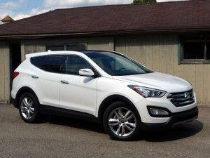 2015 Hyundai Santa FE sport specs