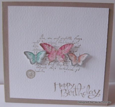 .Butterflies, Notable Notions, Papillon Potpourri, Sassy Salutations - SU cute! by Cindy-Irene