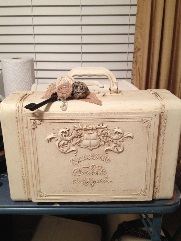 17 Best images about Vintage Suitcase Repurpose on Pinterest ...