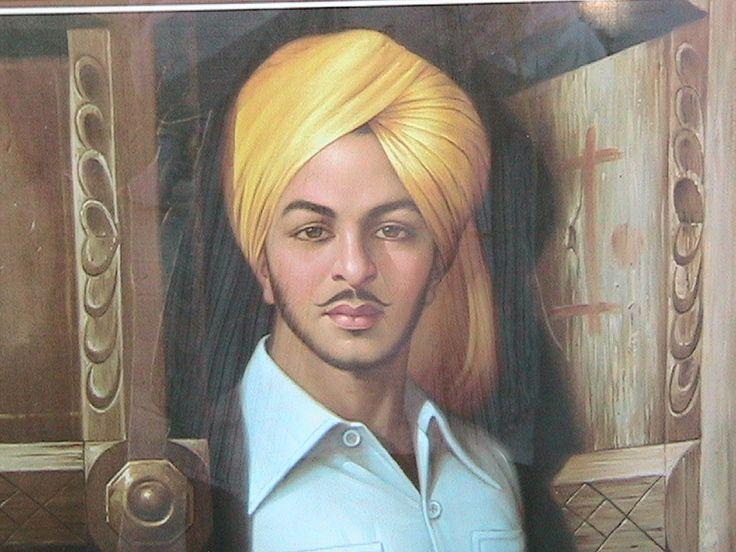 Punjab - One Pic per Post - Page 3      Bhagat singh
