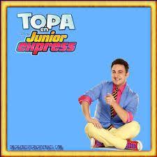 Resultado de imagen para bienvenido para fiesta de topa en junior express