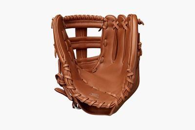 ■世界一高い野球グローブ  上質なカーフスキンを使用して、25時間におよぶハンドステッチ作業から生まれた逸品。エルメスの野球グローブは、14000ドルなり。これとともに、約20万円の野球バットも販売しています。贅沢な野球...