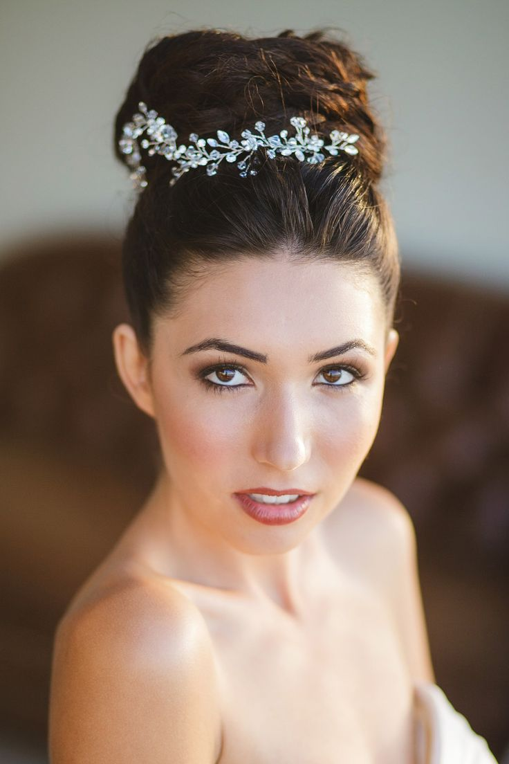 20 best soft bridal hairstyles images on pinterest | bridal