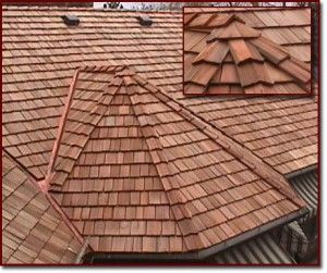 Cedar Shake Roofing  The strength and beauty of cedar make this versatile wood one of nature's best building materials. Whether in the form of Cedar Shake Virginia Beach or cedar shakes, cedar roofing has natural toughness for resisting the ravages of the elements. Insect damage,