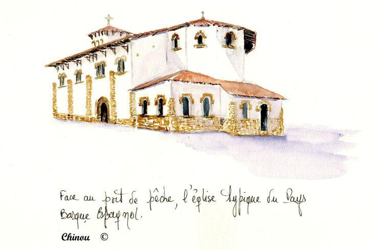 Eglise Fontarrabie
