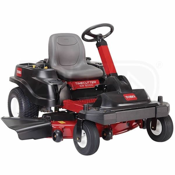 Buy Toro 74790 Direct. Free Shipping. Tax-Free. Check the Toro TimeCutter SW5000 (50-Inch) 24.5HP Steering Wheel Zero Turn Lawn Mower ratings before checking out.