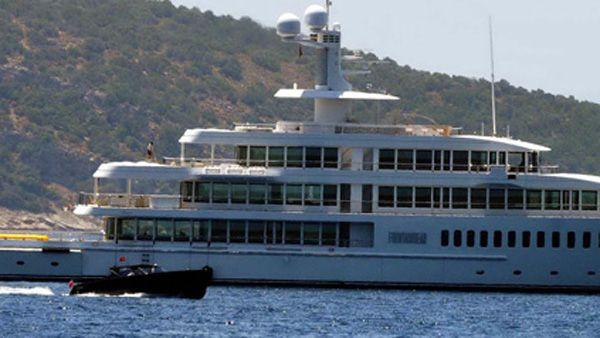 fountainhead yacht | Mark Cuban Boarded His 228-Foot ...