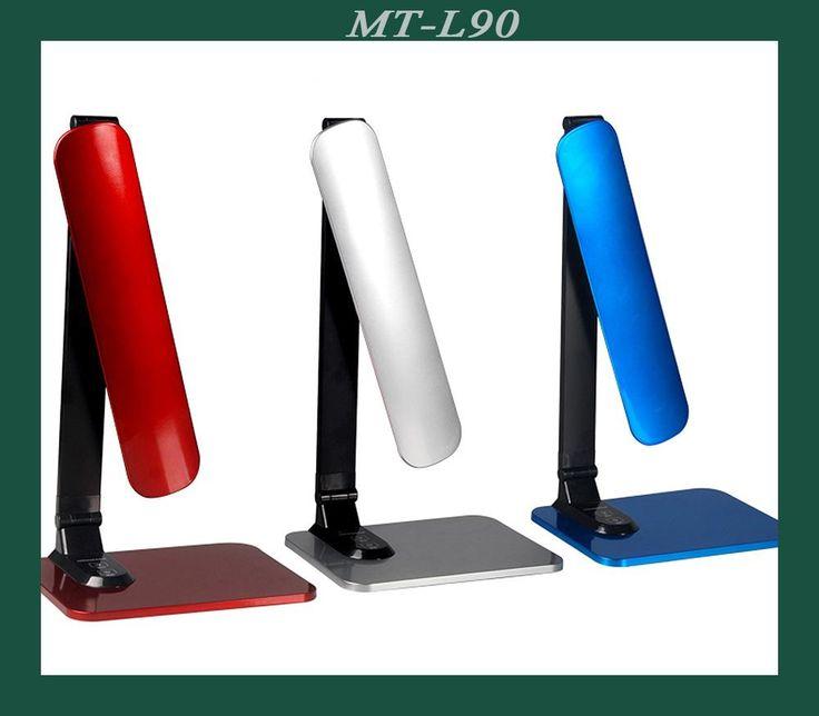 LED Modern Touch Lamp Eye Care Dimmable Adjustable Reading Study Bed Desk Beside Lamps For Living Room Lighting 3 Brightness Levels