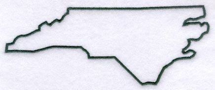 North Carolina Outline