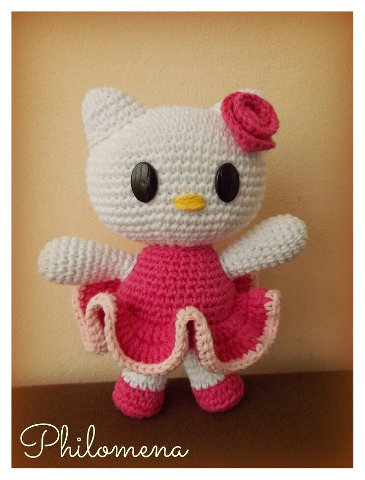 Hello Kitty by Philomena