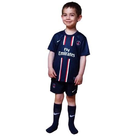 KIT Maillot short PSG  - enfant