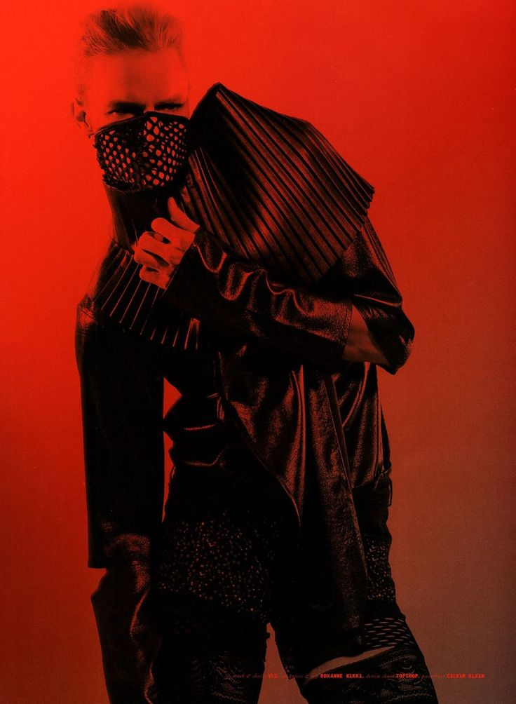Trevor Vandenbrink | Fashion Kombat Spring 2013 by Jessica Pechet