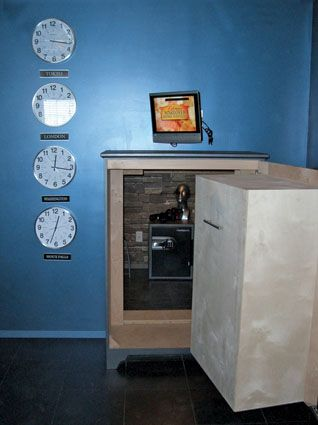 17 best images about secret rooms safes hiding places for Best safe rooms