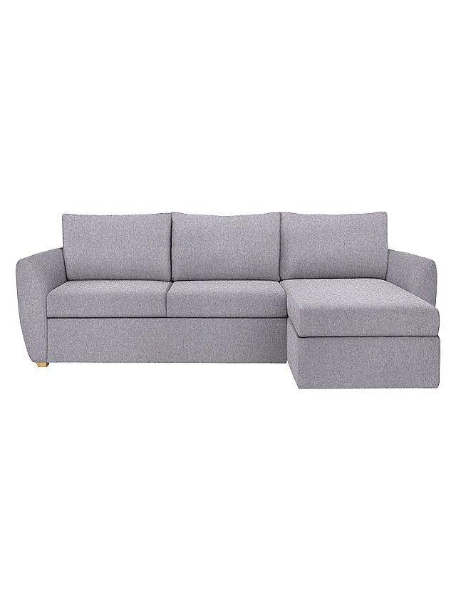 John Lewis & Partners Sansa Splayed Arm Sofa Bed at John ...