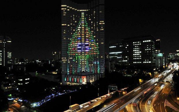 christmas lights prince albert street mosman