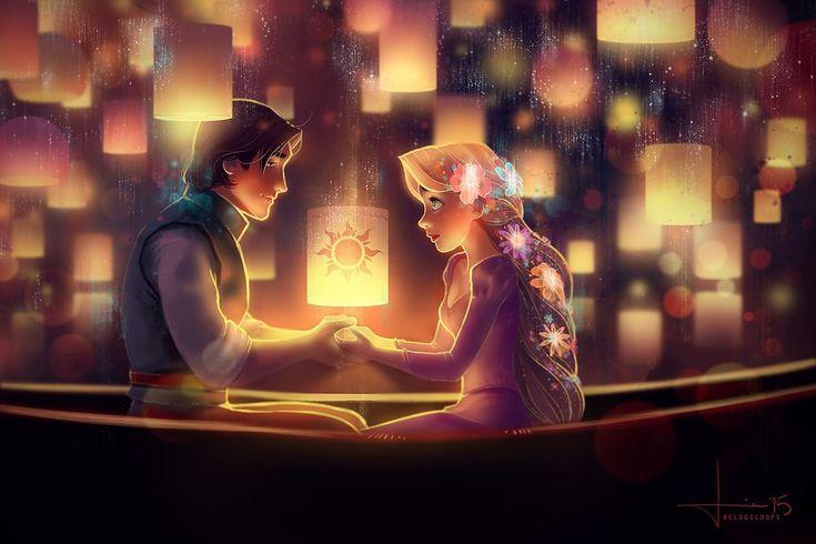 Tangled/Rapunzel – Neu verföhnt  ▎Rapunzel x Eugene Fitzherbert/ Flynn Rider by kelogsloops