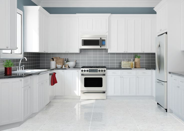 Diseña los espacios de tu cocina con la nueva tendencia de pisos.