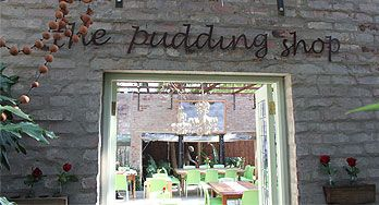 The Pudding Shop in Parktown North