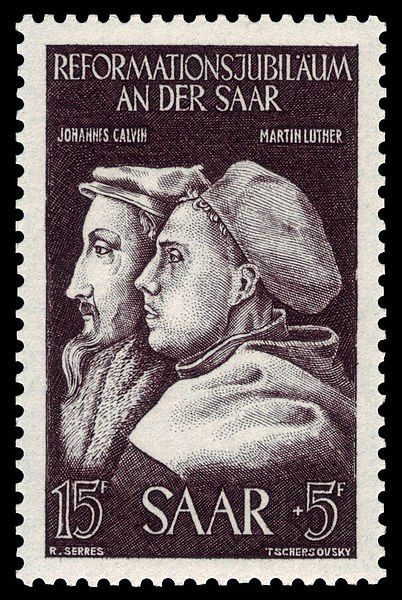 john calvin and martin luther John calvin martin luther and john calvin had many similar and many different ideas about political authority and social order this idea came to a point were the .