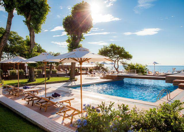Hotel Excelsior Lido Venedig   Sparen Sie bis zu 70% auf Luxusreisen   Secret Escapes