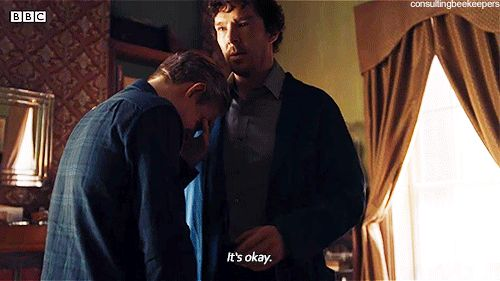 Sherlock and John - The Lying Detective
