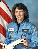 Christa McAuliffe, Astronaut and Teacher