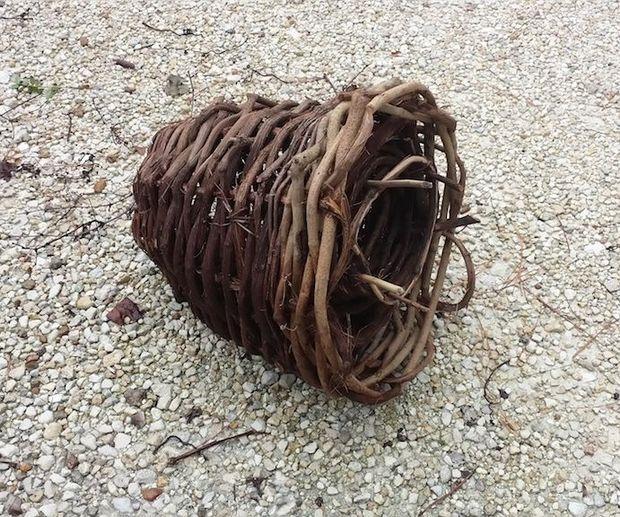 Indian Wilderness Survival Skills: 116 Best Fish Baskets Images On Pinterest