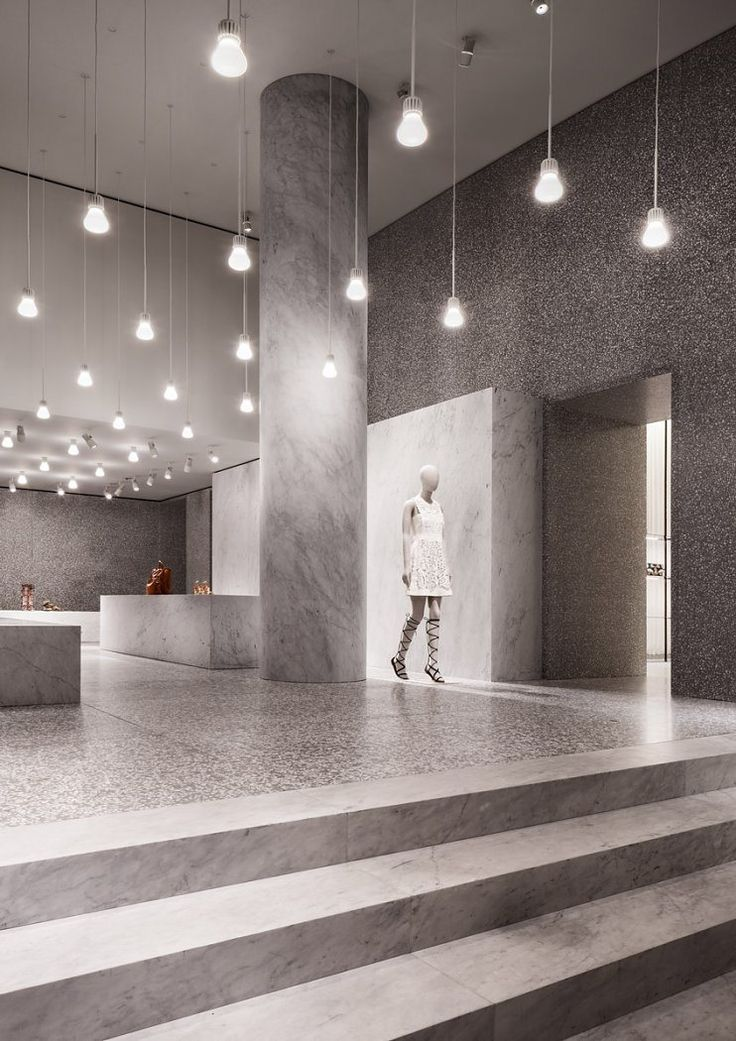 Valentino Flagship Store Rome Architect: David Chipperfield Architects Milan Location: Piazza di Spagna | Former American Express Building Completed: 2014-2015 Photography: Santi Caleca See ...