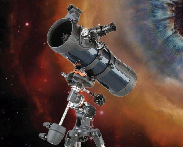 Celestron'un AstroMaster 114EQ teleskop modeli ile uzayın derinliklerini keşfedebilir, Ay'ın tüm gizemini yakından takip edebilirsiniz. Gezegenler, yıldızlar, gök cisimleri derken, uzayın o büyülü dünyasında her bir detay cezbedici bir merak uyandırıyor. Gök bilimi ile ilgilenenler özellikle... https://havari.co/celestron-astromaster-114eq-ile-uzayi-kesfedin/