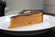 Geheime Rezepte: Baumkuchen