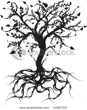 Tree of life . . . would like to paint this on a huge canvas for my bedroom wall!