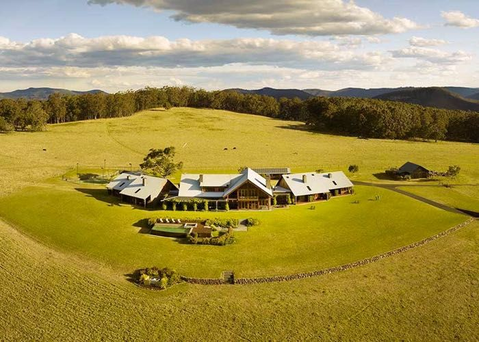 Spicers Peak Lodge - Luxury Scenic Rim, QLD | View Retreats  #wilderness #retreat