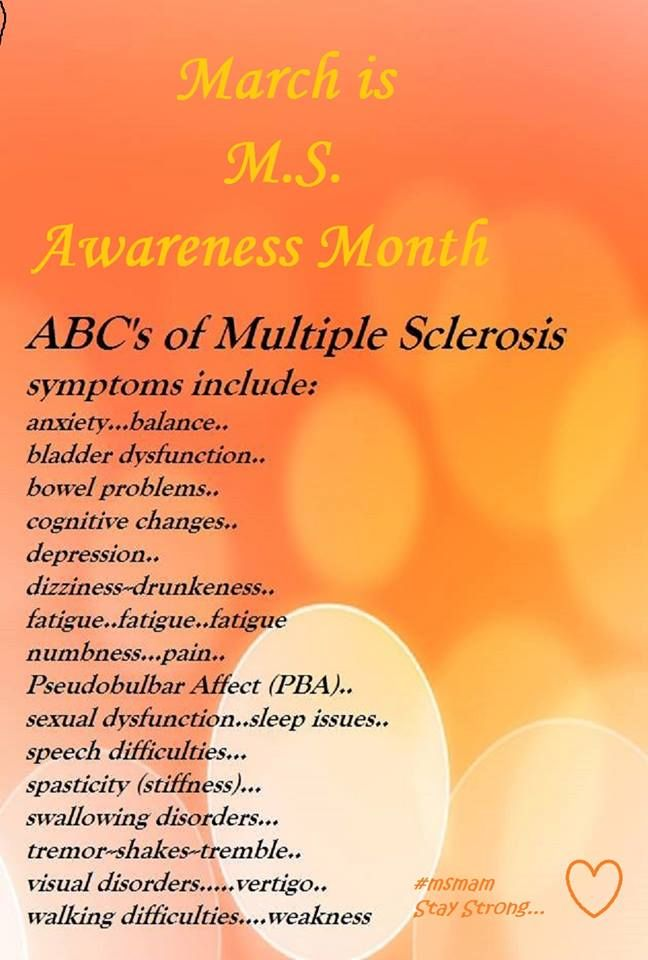 #MSEducation Abc's of MS  a silly song so many more symptoms..  this song could go on and on...  #msstrong #msfamily #curems #mssymptoms #teachmems #mseducation #ms #fightms #multiplesclerosisawareness #teachmems by #msmam Lynne  for MS Memes and more Multiple Sclerosis Information