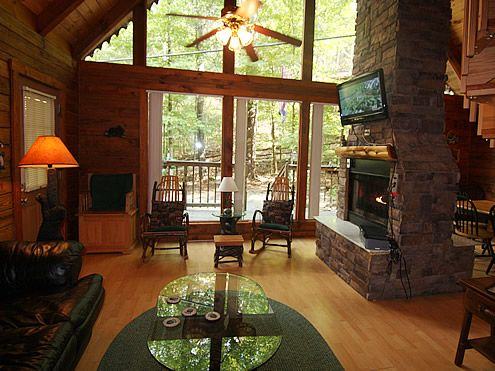 Pigeon Forge Cabins - Peaceful Paws