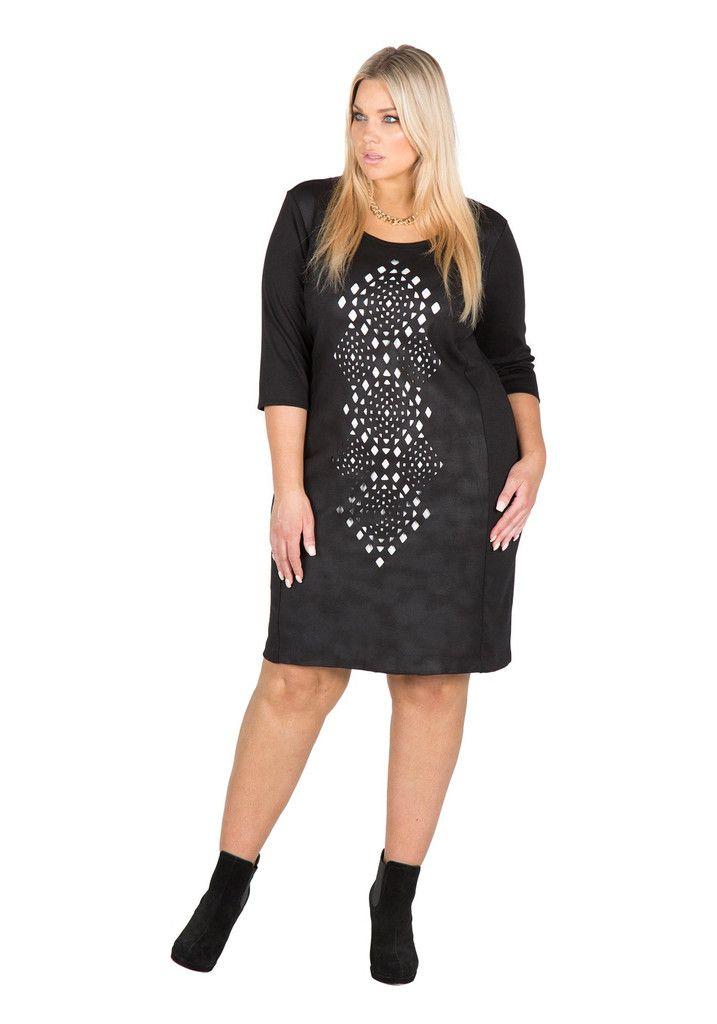 Stylish Plus Size Dresses Australia 51