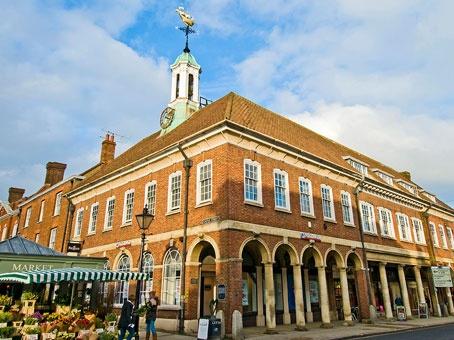Farnham, Surrey - Memory Lane